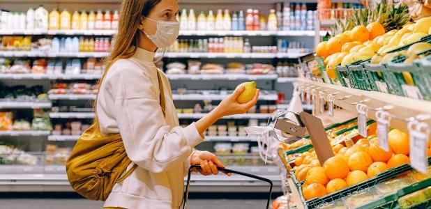 Cómo desinfectar los alimentos y prevenir el contagio por el COVID-19