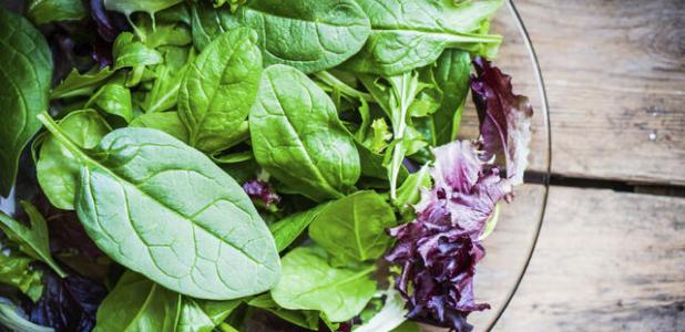 ¿Qué tan nutritivos son los vegetales de hoja verde?