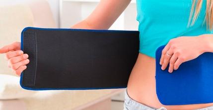 ¿Si me pongo fajas al hacer ejercicios adelgazo más rápido?