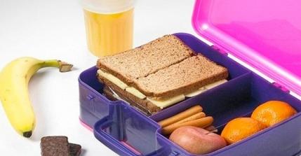 Alimentos saludables para armar una lonchera sana