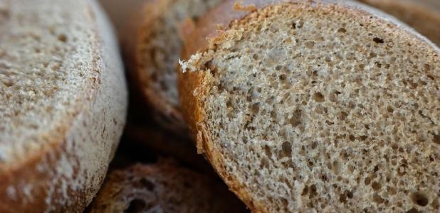 Pan de Nueces sin gluten