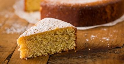 Torta de polenta (para alérgicos al trigo)